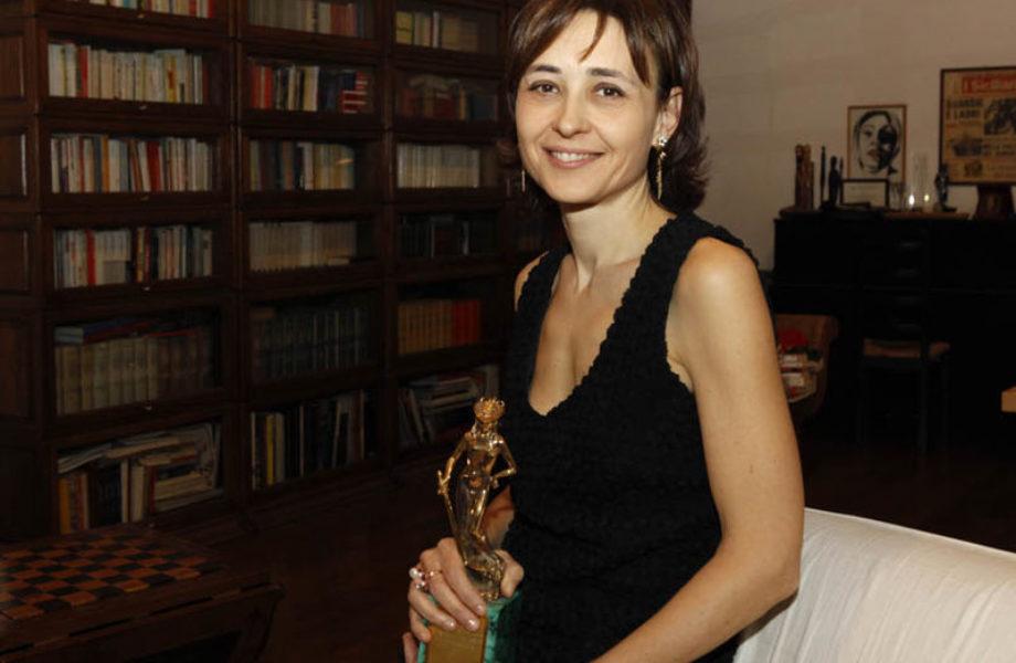 Monica Zappelli, sceneggiatrice de I cento passi, ospite di Cortisonici Ragazzi