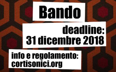 Bando Cortisonici 2019 on line
