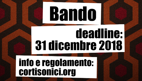 Bando Cortisonici 2019 on line