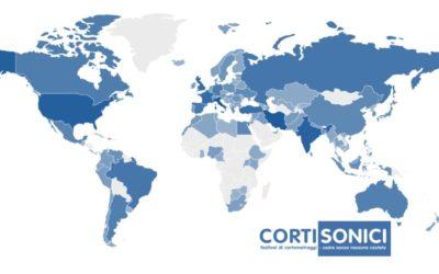 Chiuse le selezioni per il concorso internazionale Cortisonici 2019