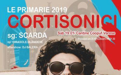 I film del concorso li decidi tu: le primarie Cortisonici 2019 il 19 gennaio alle Cantine Coopuf
