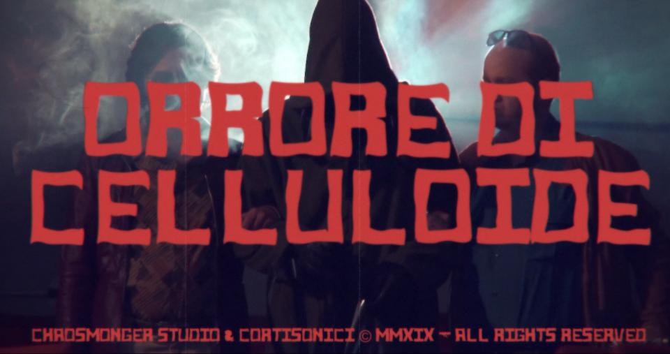 Orrore di celluloide: il trailer Cortisonici 2019