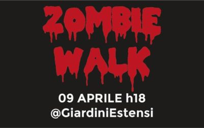 Una Zombie Walk per Cortisonici2019