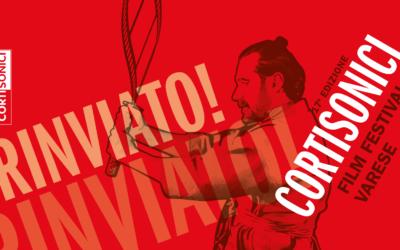 Cortisonici Film Festival 2020 rinviato